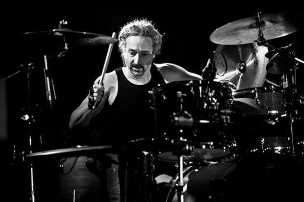 Mike Bordin Faith No More39s Mike Bordin performing with Down in Chile