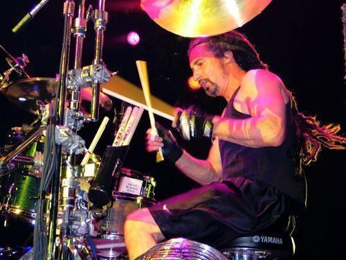 Mike Bordin Mike Puffy Bordin Faith No More Ozzy Osbourne Mike Bordin
