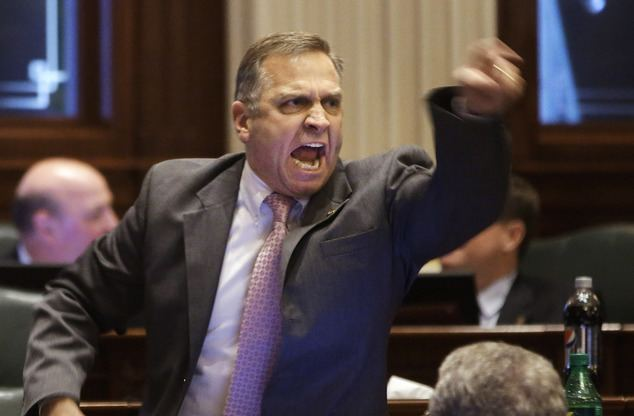 Mike Bost Video of lawmaker tirade resurfaces in House race Daily