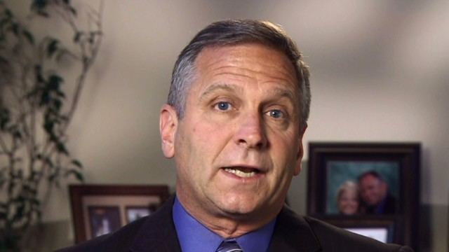 Mike Bost State Rep Mike Bost rants to protect rules constitution