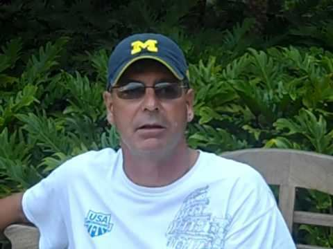 Mike Bottom Olympic Swim Coach Mike Bottom Talks about Compex Muscle