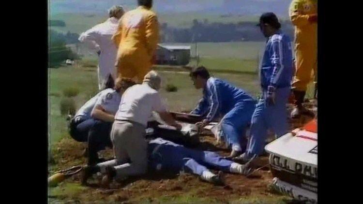Mike Burgmann Mike Burgmann Bathurst ATCC Fatal Crash Live Full Unedited