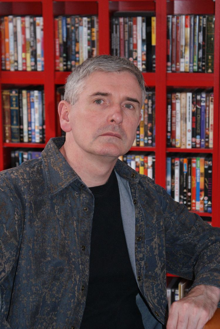 Mike Carey (writer) Graphic Novelist Mike Carey Joins Canon Tales Lineup The