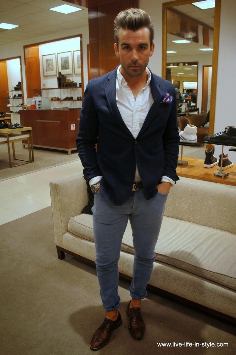 Mike Chabala MAN OF STYLE INTERVIEW Professional Soccer Player Michael Chabala