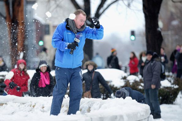 Mike Conneen Mike Conneen Photos Photos Washington DC Copes with Winter Storm