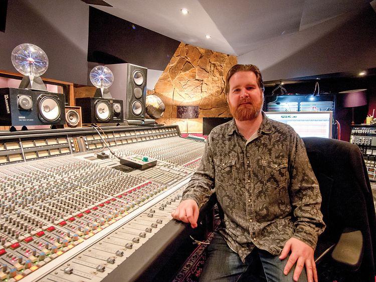 Mike Crossey Secrets Of The Mix Engineers Mike Crossey
