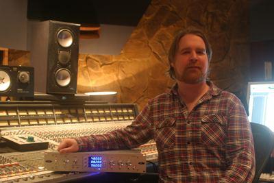 Mike Crossey Mike Crossey amp Antelope Audio Isochrone Trinity Unity Audio