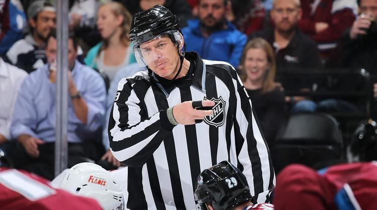 Mike Cvik NHL linesman Mike Cvik career workout regimen SIcom