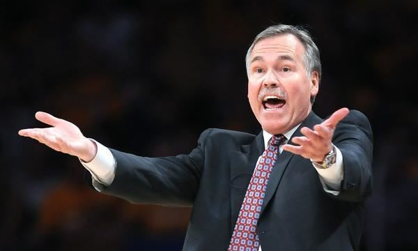 Mike D'Antoni Mike D39Antoni lowers expectations for Lakers39 pace latimes