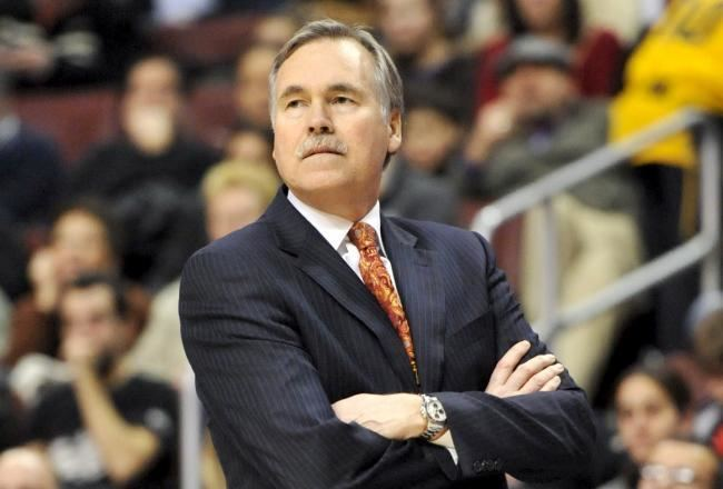 Mike D'Antoni Frontline Mike D39Antoni Resigns as Head Coach of the Lakers