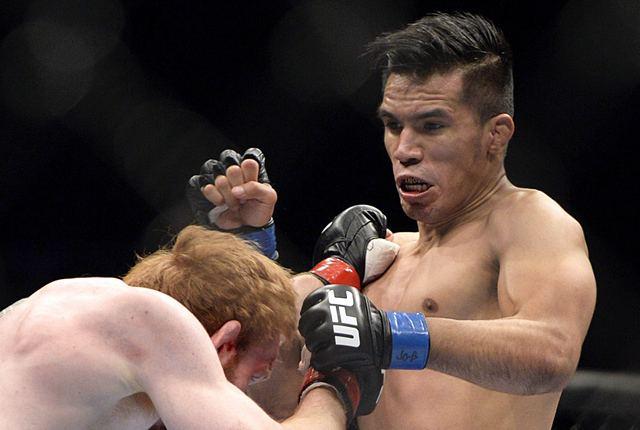 Mike De La Torre Brian Ortega vs Mike De La Torre joins UFC on FOX 12