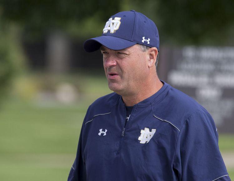 Mike Denbrock Podcast Notre Dames Mike Denbrock on where the Irish offense can
