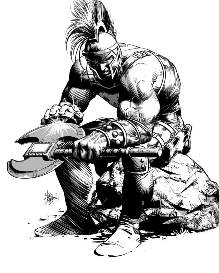 mike deodato sketchbook pdf download