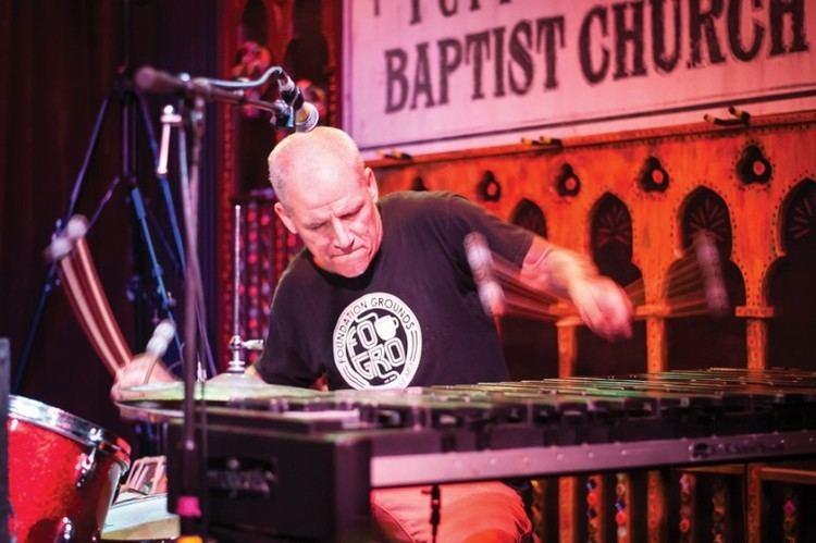 Mike Dillon (musician) Mike Dillon and the Punk Rock Percussion Consortium