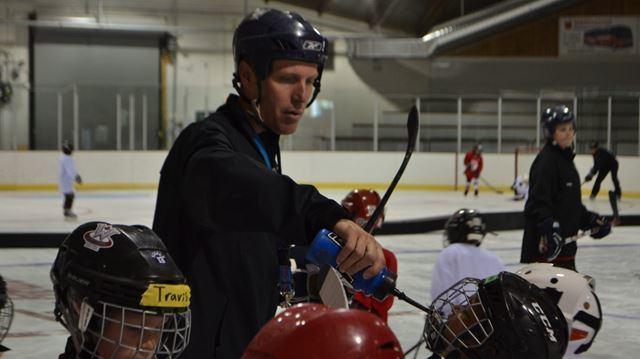 Mike Fountain Mike Fountain Muskoka Summer Hockey School Teaching Your kids
