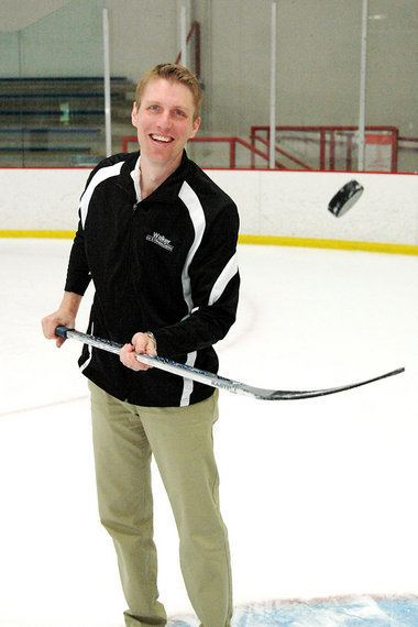 Mike Fountain With playing days over Walker ice director satisfied with career