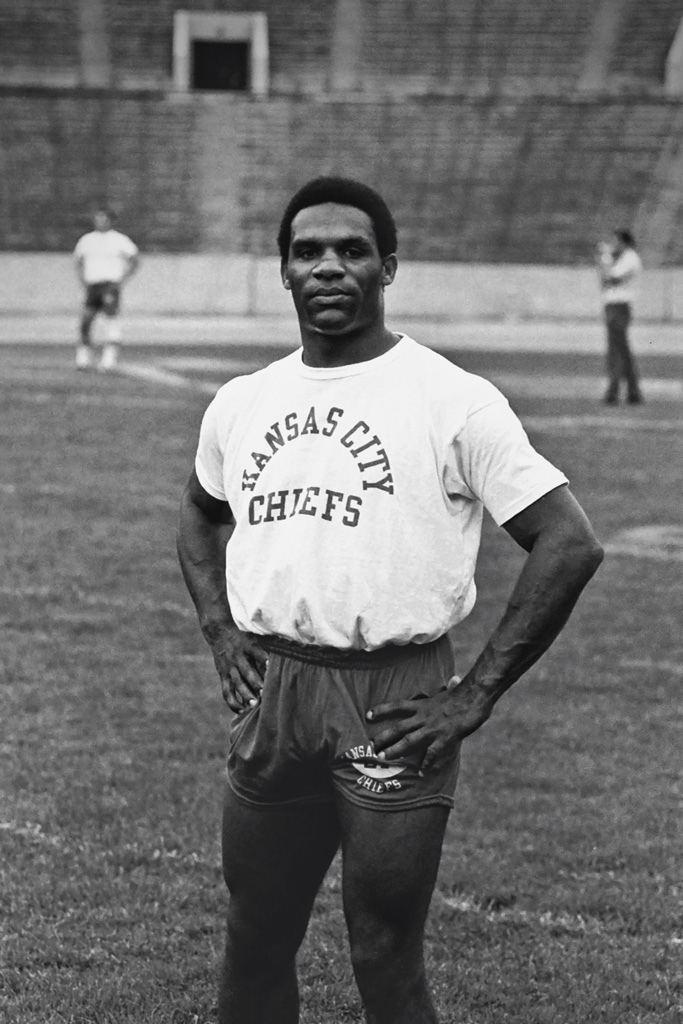 Mike Garrett Mike Garrett 1970 Kansas City Chiefs Flickr Photo Sharing