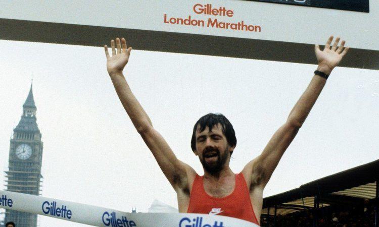 Mike Gratton Athletics Weekly London legend Mike Gratton Athletics Weekly