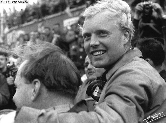 Mike Hawthorn Mike Hawthorn Profile Drivers GP Encyclopedia F1