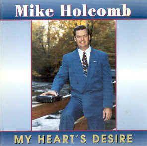 Mike Holcomb MikeCDMHDjpg