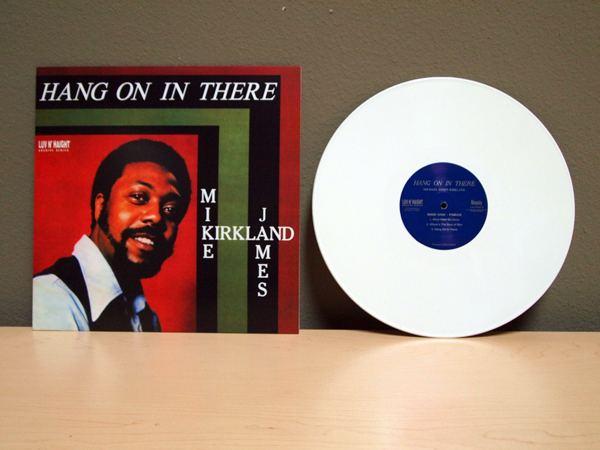 Mike James Kirkland Mike James Kirkland Hang On In There CD x LP