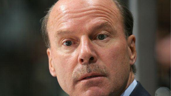 Mike Keenan Mike Keenan veteran NHL coach hired by KHL39s Metallurg