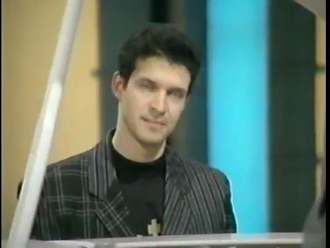 Mike Lindup Level 42s Mike Lindup Tomorrows World 14th Feb 1991 YouTube