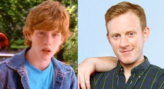 Mike Maronna Actors Then and Now