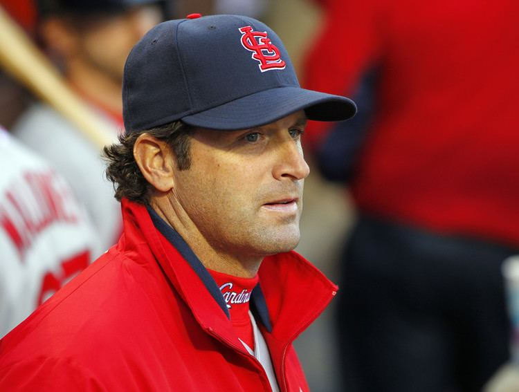 Mike Matheny The St Louis Cardinals trust Mike Matheny