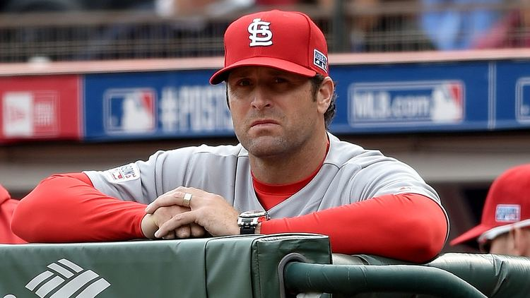 Mike Matheny Cardinals manager Mike Matheny to wear No 26 as tribute
