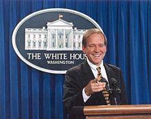 Mike McCurry (press secretary) httpsuploadwikimediaorgwikipediaenthumbc