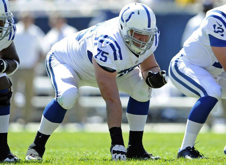 Mike McGlynn NFLcom Photos Mike McGlynn G Indianapolis Colts