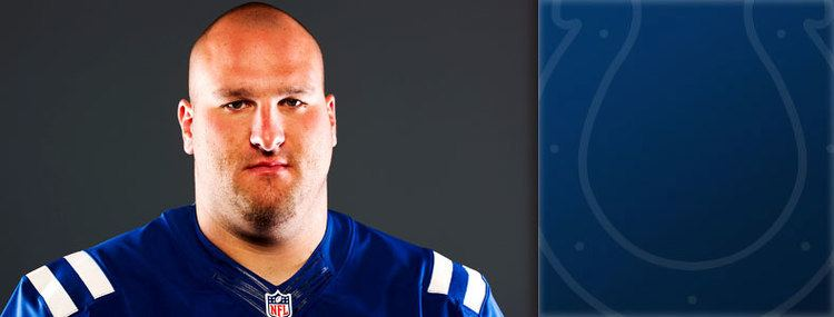 Mike McGlynn Indianapolis Colts Mike McGlynn