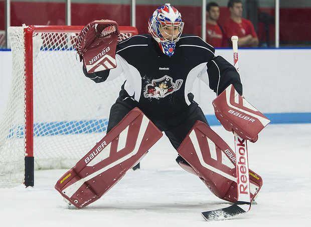 Mike McKenna (ice hockey) mikemckennajpg