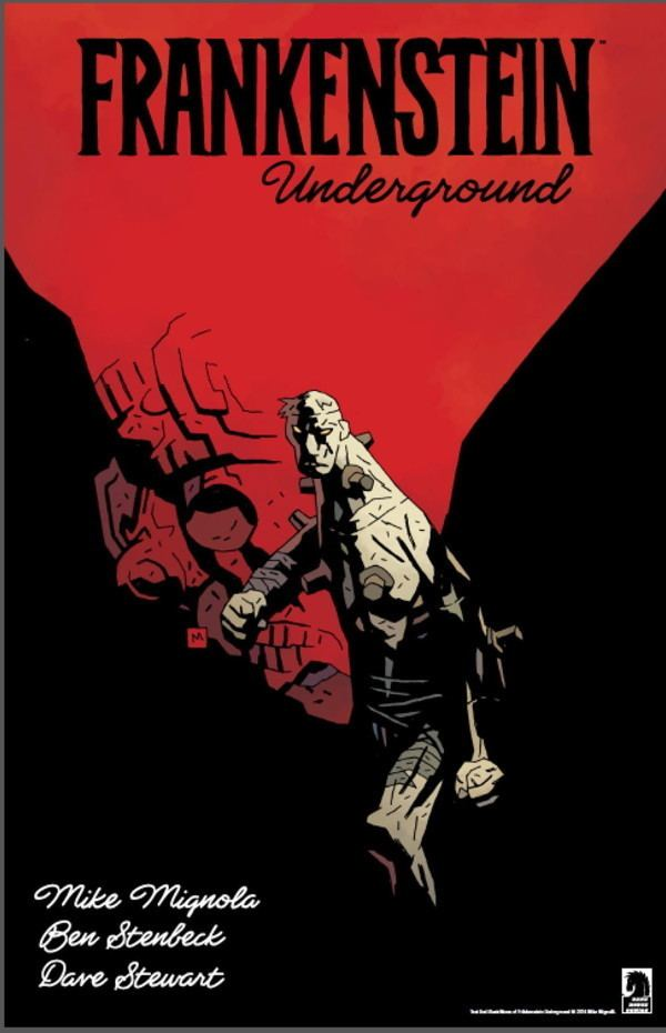 Mike Mignola The Most Anticipated Comics of 2015 Mike mignola Comic and Mike