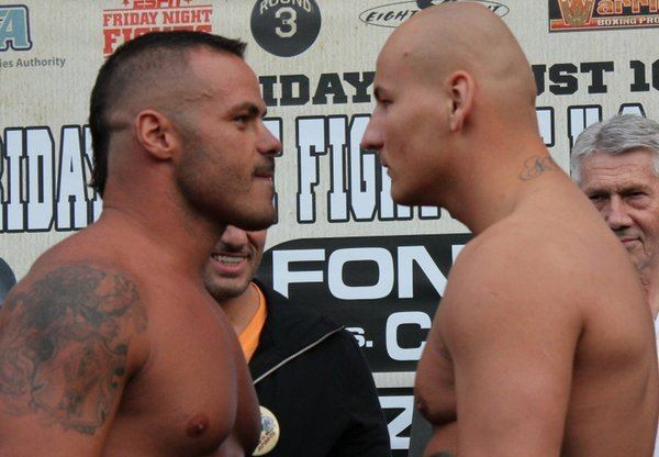 Mike Mollo Szpilka Mike Mollo is a Bigger Puncher Than Deontay Wilder Boxing