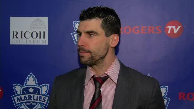 Mike Mottau Mike Mottau 051013 Video NHL VideoCenter Toronto