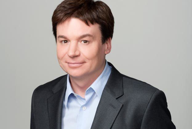 Mike Myers Mike Myers39 Ode to a Rock amp Roll Zelig Inside
