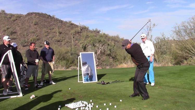 Mike Nicolette John Dahl Golf ClinicMike Nicolette The Irons YouTube