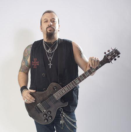 Mike Orlando MIke Orlando Charvel Guitars