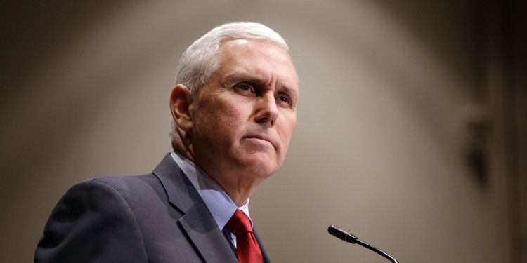 Mike Pence Indiana Gov Mike Pence Seeks To Reassure Critics Of