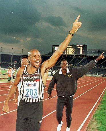 Mike Powell (long jumper) Track and field marks that defied time Rediff Sports