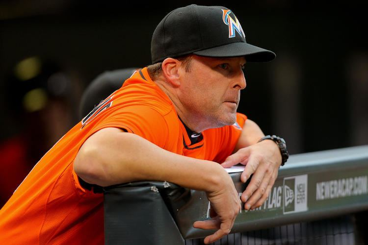 Mike Redmond Miami Marlins manager Mike Redmond has earned NL Manager