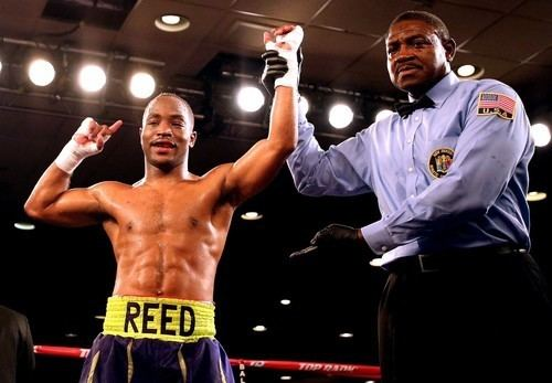 Mike Reed (boxer) Stiff Jab Top Rank Signs Maryland Boxer Mike Reed
