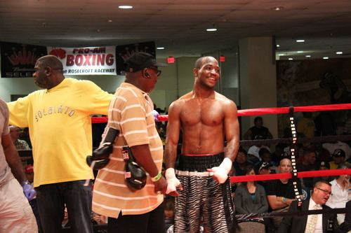 Mike Reed (boxer) Stiff Jab Maryland Boxer Mike Reed Auditions For Top Rank