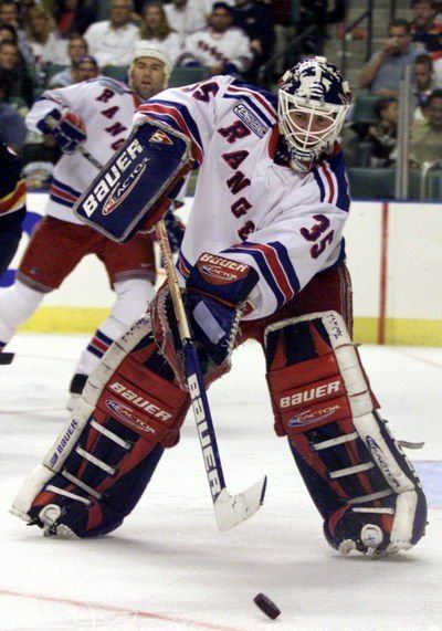 Mike Richter New York Rangers goaltending history Mike Richter