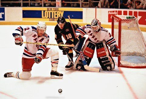 Mike Richter Remembering 1994 Q and A With Mike Richter The New