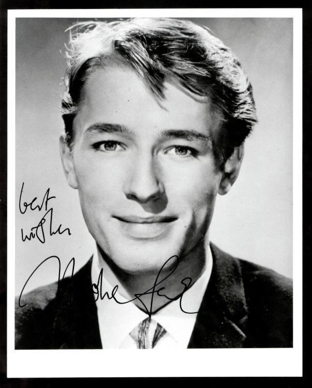 Mike Sarne Clickautographs autographs Mike Sarne