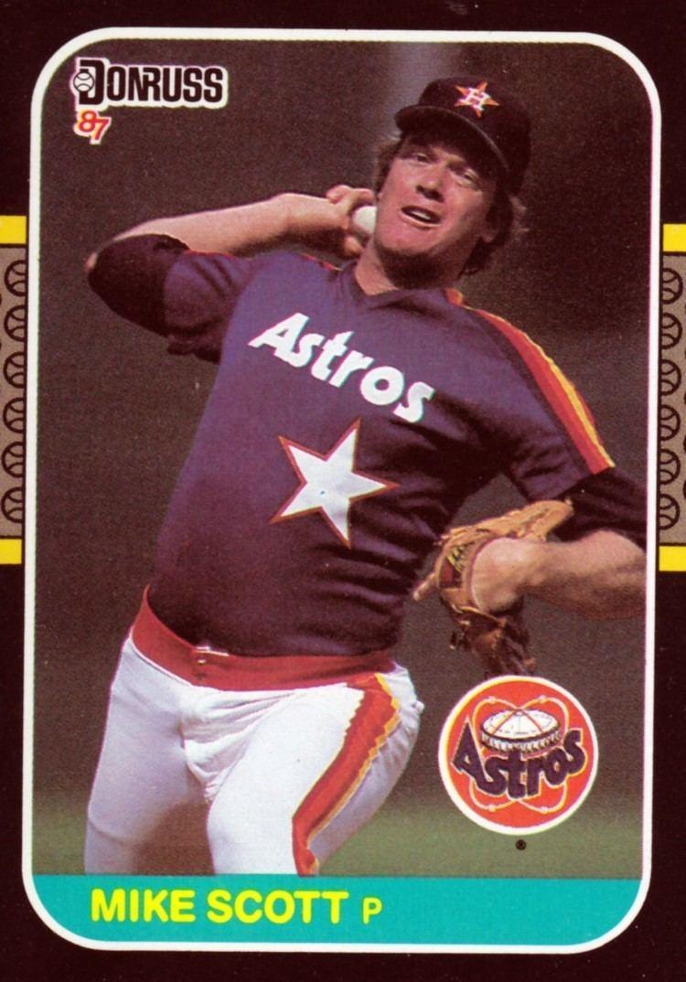 Mike Scott Baseball Alchetron The Free Social Encyclopedia