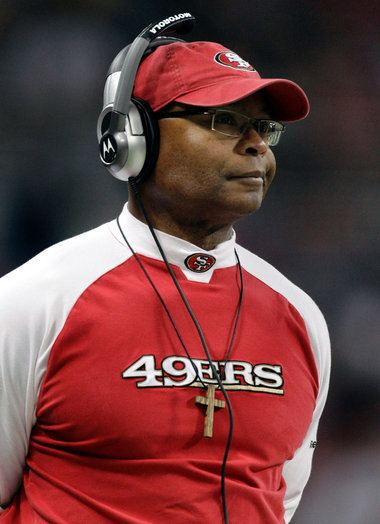 Mike Singletary San Francisco 49ers fire coach Mike Singletary